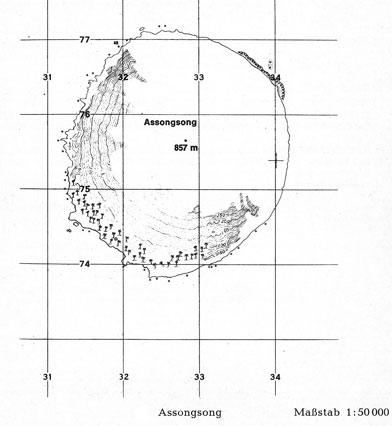 nördlichste insel deutschlands karte