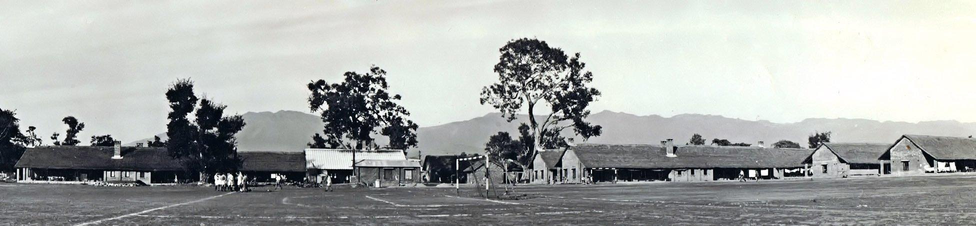 Dehra Dun Internment Camp 1942 campus