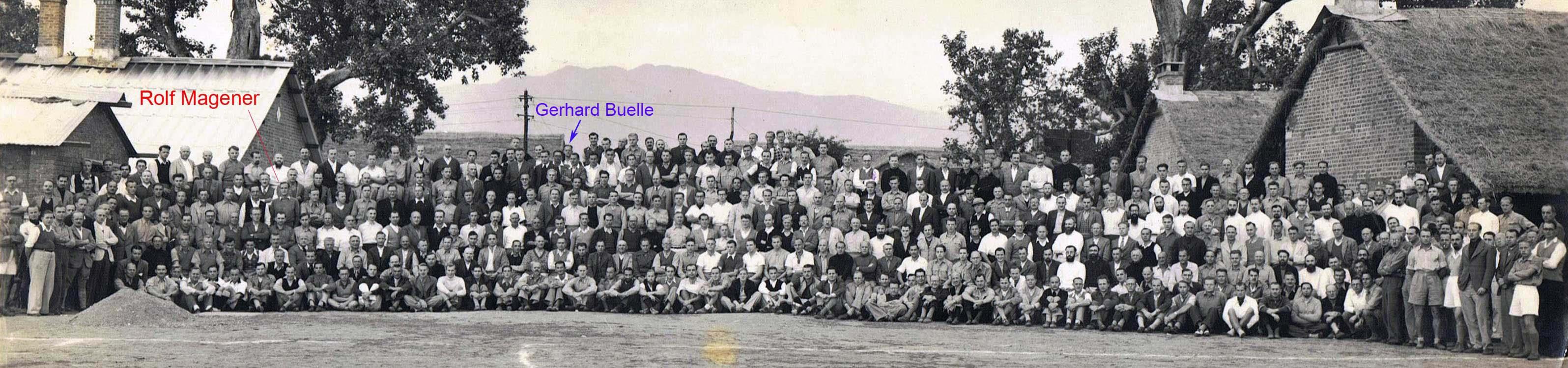 Dehradun Internment Camp 1941