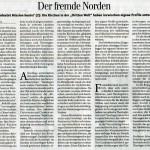 Der fremde Norden von Frieder Ludwig