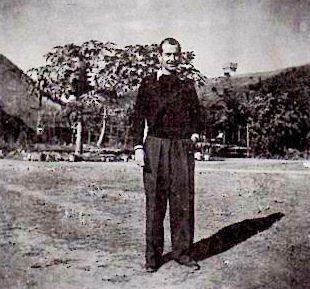 Klaus Ruffmann Dehra Dun 1944