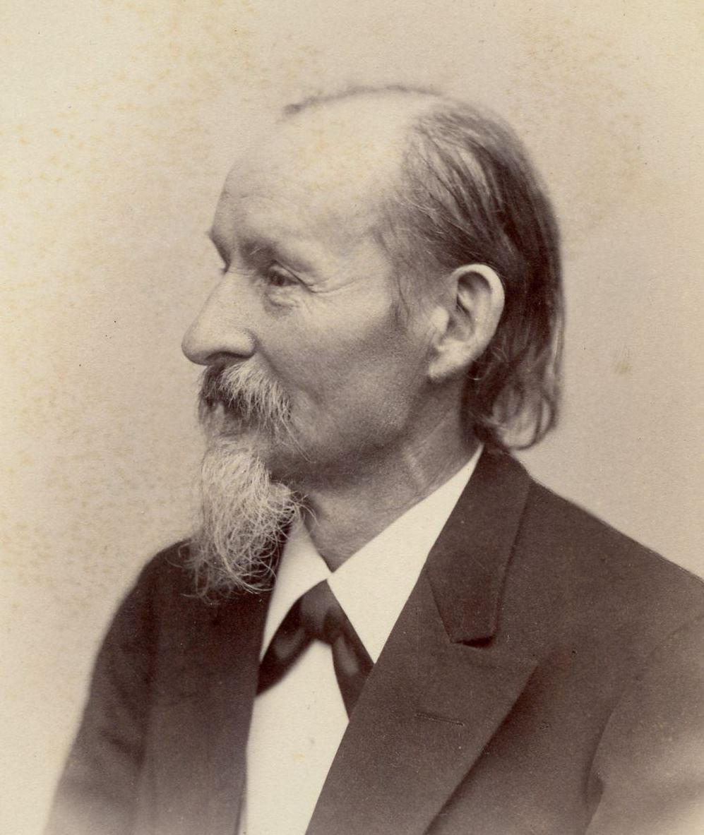 Bildhauer Robert Eduard Henze