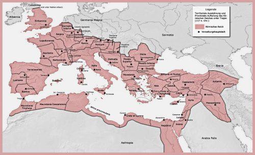 Roemischeprovinzentrajan