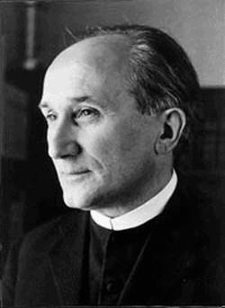 Romano Guardini um 1920