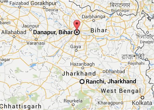 Ranchi - Danapur