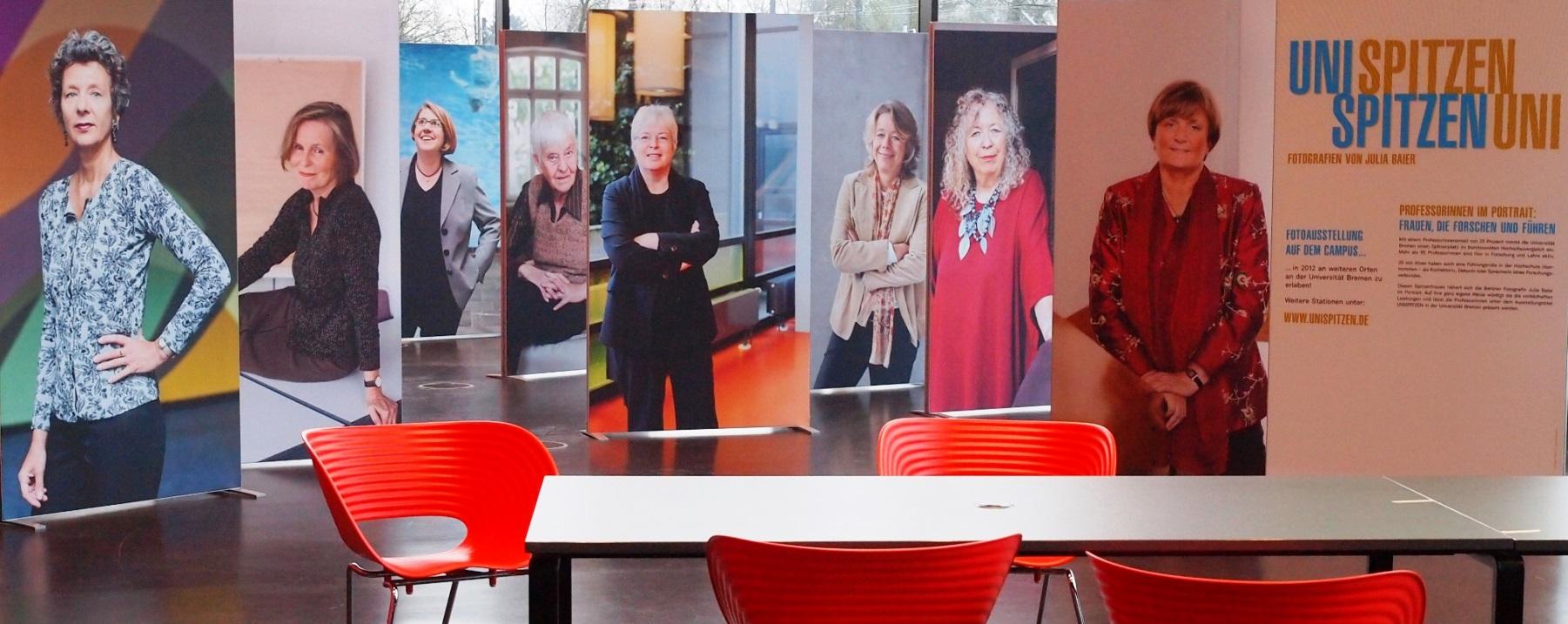 Weibliche Vorbilder an der Uni Bremen