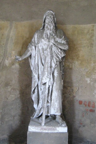 Jerimia fuer die Markuskirche