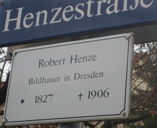 Henzestr. in Dresden