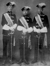 Gäbler Büder Ernst, Johannes und Paul