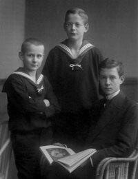 Gäbler, Hermanns Söhne aus zweiter Ehe