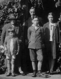 Paul, Theodor Familie