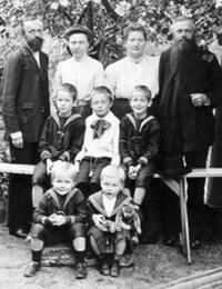 Gäbler, Hermann und Heinrich Familie